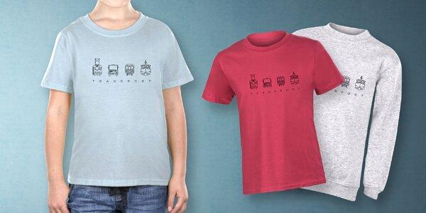 Podpořte Klokánek: dětská trička a mikiny