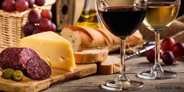 Degustace 10 českých vín v historickém sklípku