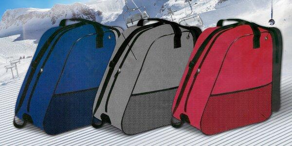 Obal/taška na lyžáky i zimní či in-line brusle