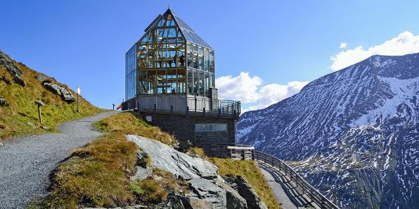 Výlet do Alp: Grossglockner a město Zell am See