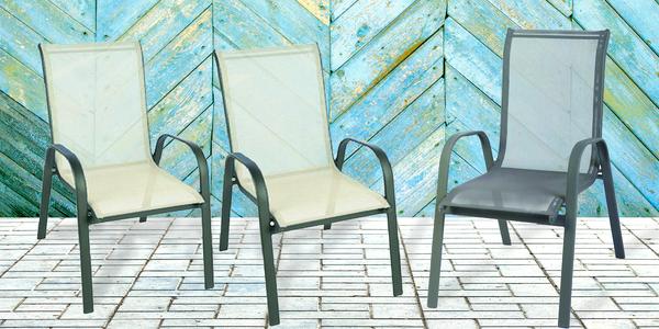 Konferenční nebo zahradní židle a stůl