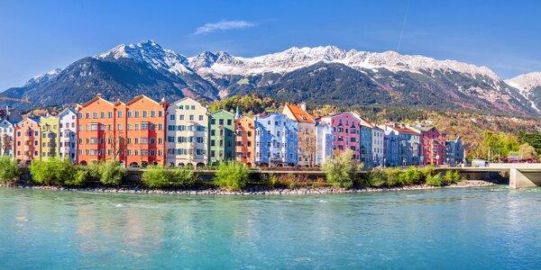Zima i léto v Tyrolsku: snídaně, bazén, lyžování
