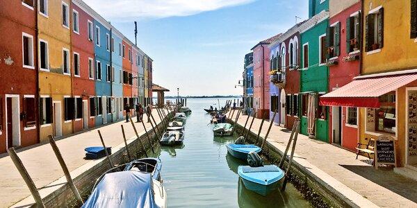 Miramare, Torcelo, Benátky na dvě noci se snídaní
