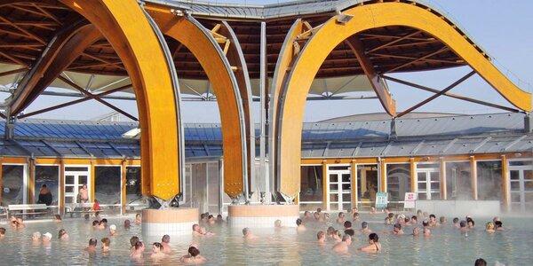 Výlet do termálních lázní Bükfürdo v Maďarsku