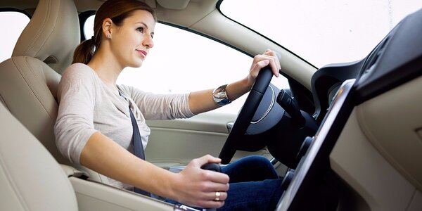 Kondiční jízdy: Získejte své řidičské schopnosti