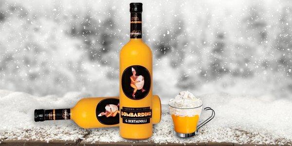 Sladká zima: Italské Bombardino se skleničkou