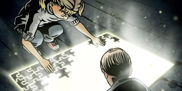Kouzelná úniková hra pro děti od 5 do 14 let
