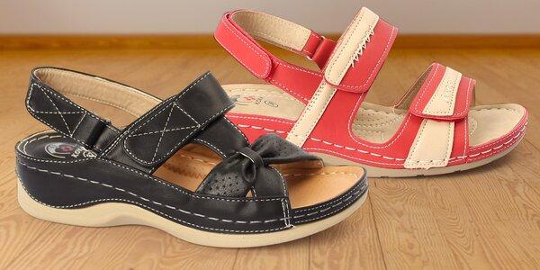 Dámské zdravotní sandály KOKA