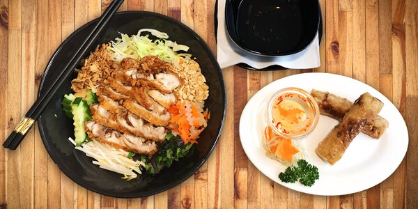 Bun Ga Nam Bo: asijské menu pro 1 či 2