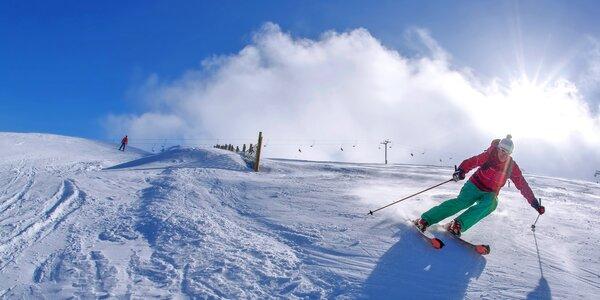 Zima a jaro na Lipně: Polopenze i wellness pro dva
