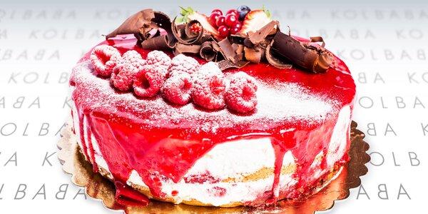Mascarpone či pistáciový: boží dorty od Kolbaby