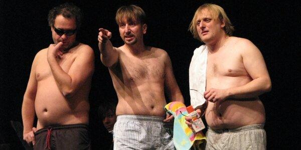 Představení Nekorektní skeče - Tros Boys