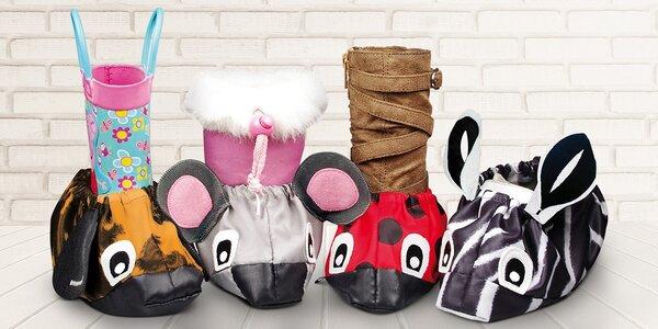 Babygaloše: Ochranné návleky na dětské botičky