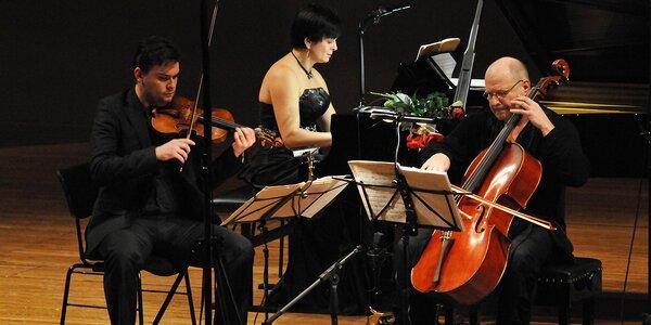 Abonentka na 4 koncerty cyklu Klasika Viva
