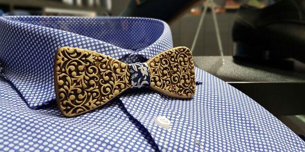 Trendy keramický motýlek vyrobený na Slovensku