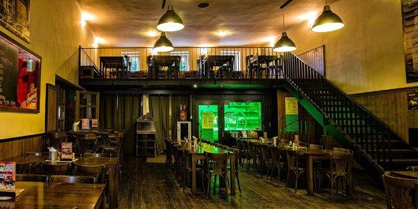 Restaurace Malešická Tvrz
