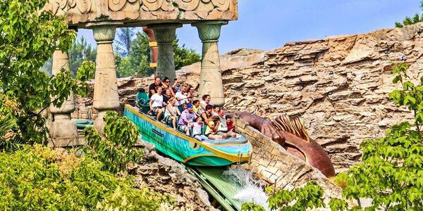Výlet do zábavního parku Gardaland vč. vstupného