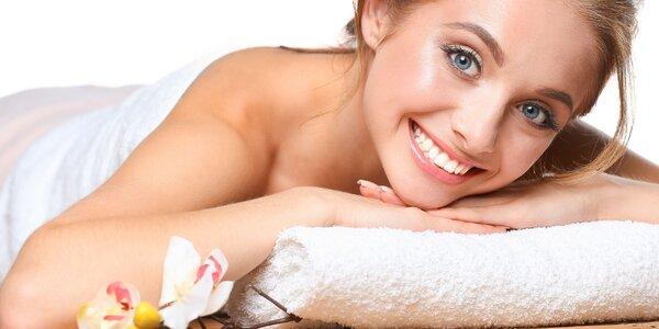 Hodinový relax: výběr z pěti druhů masáží