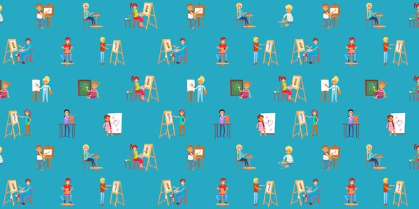 Tvořte rukama: kreativní kurzy