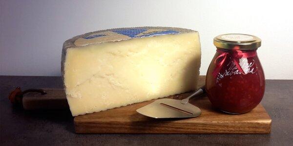 Sýr, který nemá jméno: 2 stupně zralosti + dárek