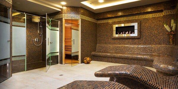 Luxusní pobyt ve Varech: sauna, masáž i kino