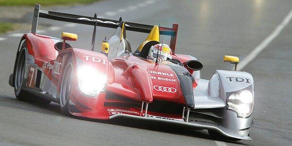 Autokarem na slavný závod: 24 hodin v Le Mans