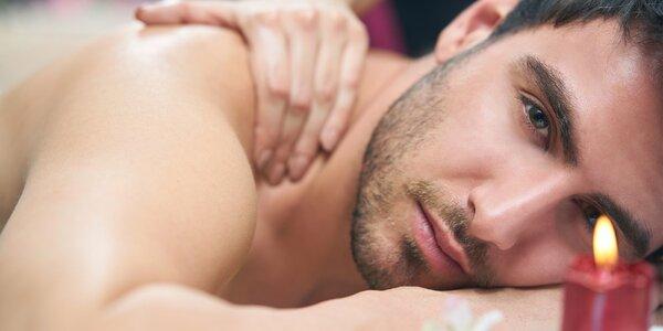 Speciální masáž Dornovou metodou