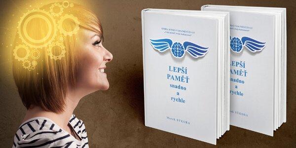 """""""Lepší paměť snadno a rychle"""" – kniha plná rad"""