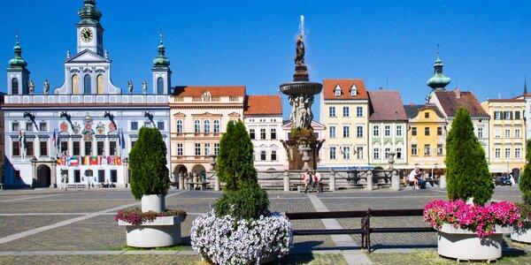 České Budějovice neznámé: komentovaná prohlídka