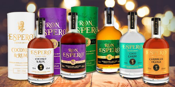 Rumy Espero: perly z Dominikánské republiky