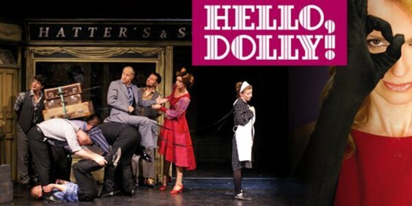 349 Kč za vstupenku na představení Hello, Dolly! s Ivanou Chýlkovou!