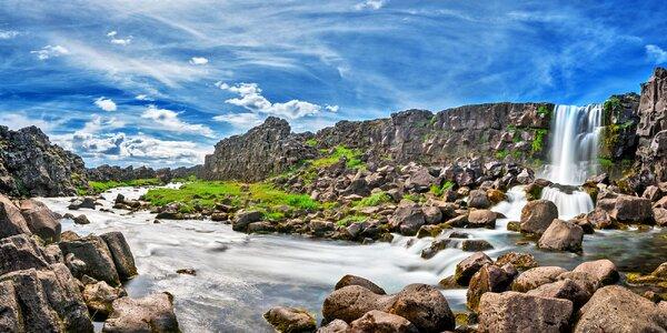 Záloha na zájezd na Island: letenka a 4 noclehy