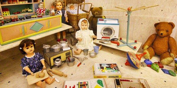 Vstup do Muzea hraček Lednice pro 1 nebo rodinu
