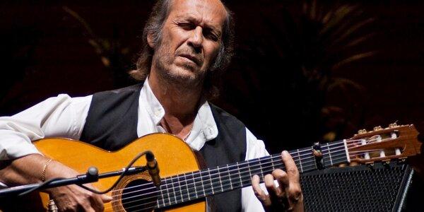 Koncert k poctě Paca De Lucía