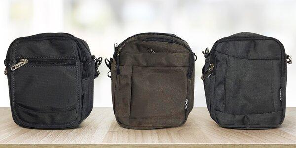 Praktická pánská taška