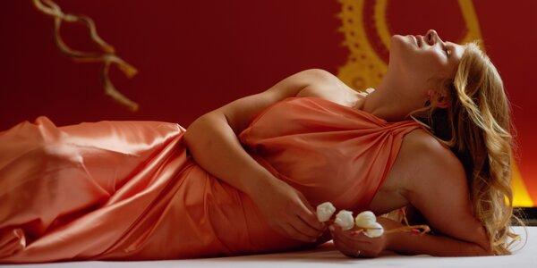 Tantrická masáž pro ženy: Iniciace Shakti