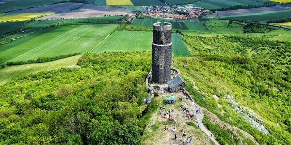 3 dny v historických Lounech v Českém středohoří