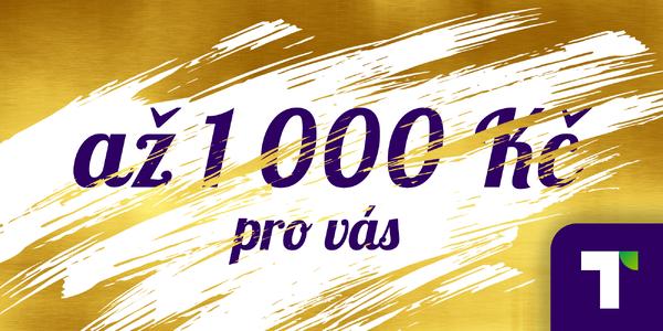 Twisto: Pro nové uživatele kredity až 1000 Kč