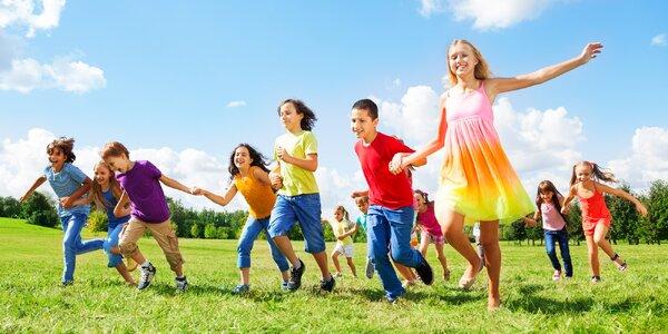 Tábor v jižních Čechách pro děti od 8 do 16 let