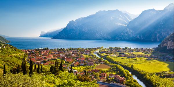 Italské Dolomity: 2 noci vč. snídaně a průvodce