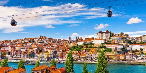 Velký okruh Portugalskem: 7 nocí s polopenzí