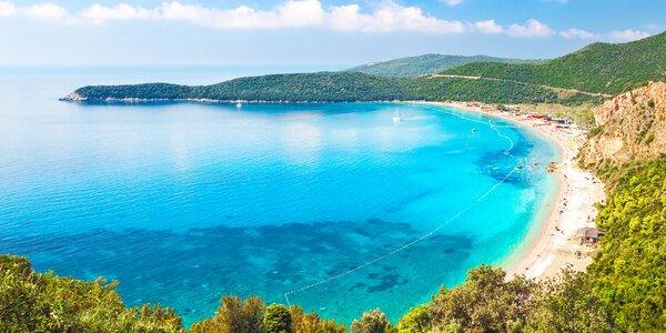 Léto v Černé Hoře: 4* hotel u pláže se snídaní