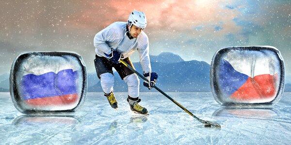 Zájezd na MS v hokeji: Podpořte borce v Kodani