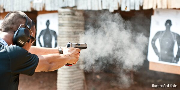 Výběr top zbraní na moderní střelnici: až 8 typů