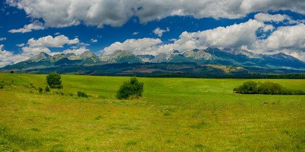 3-5denní pobyt na Slovensku: jaro plné výletů