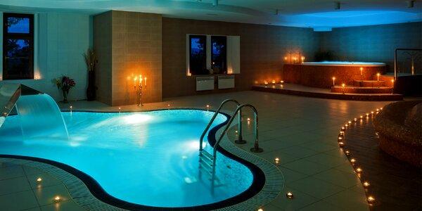 Romantika v zámeckém hotelu Štekl****
