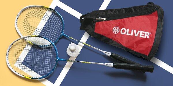 Badmintonová raketa: 1 nebo 2 s batohem zdarma