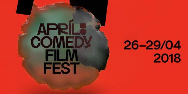 2 lístky na festival Apríl! Comedy Film Fest