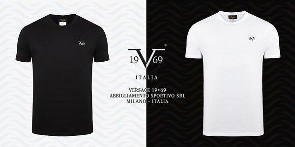 Balení 3 bavlněných triček 19V69 Italia