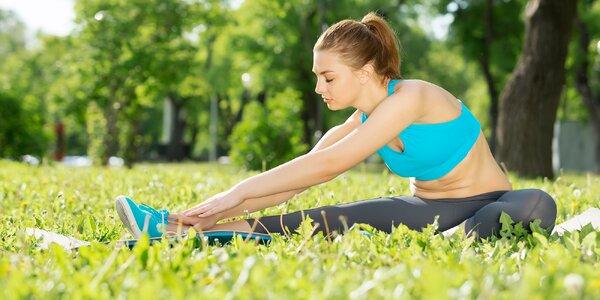 Fyzioterapeutické vyšetření a 45 minut cvičení